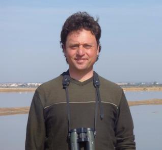 Ricardo Montero guía de Naturaleza