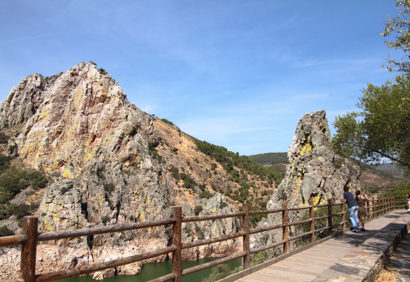 Ruta guiada parque nacional de Monfragüe